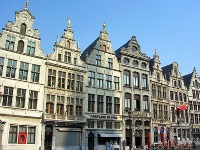 Car rental in Antwerpen, Belgium