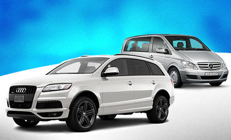 Book in advance to save up to 40% on 8 seater car rental in Kortrijk