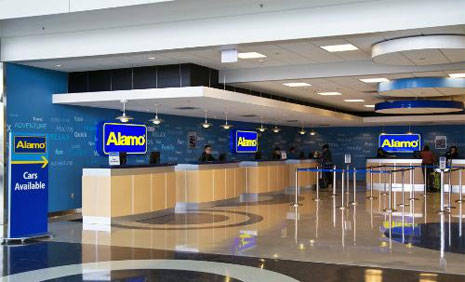 Book in advance to save up to 40% on Alamo car rental in Kortrijk