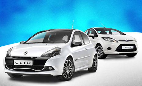Book in advance to save up to 40% on Economy car rental in Kortrijk