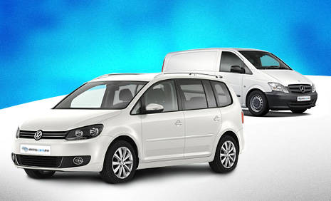 Book in advance to save up to 40% on Minivan car rental in Kortrijk