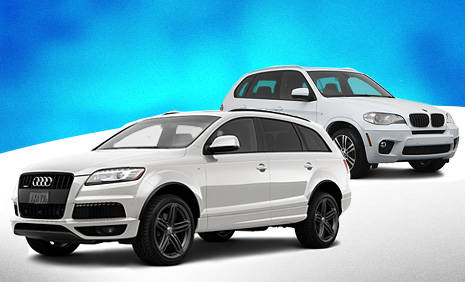Book in advance to save up to 40% on SUV car rental in Mouscron